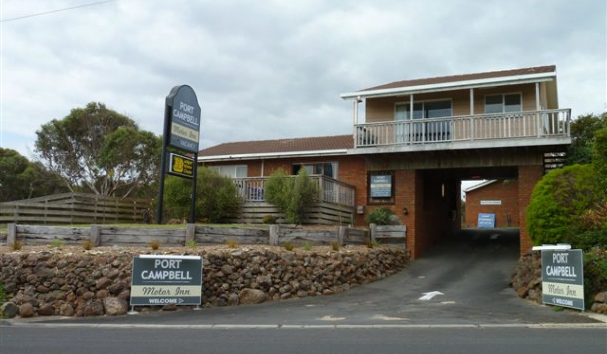 Port Campbell,Motel,1051